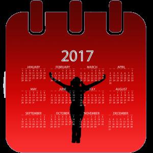 2017年 国際大会 年間スケジュール(ATP、グランドスラム、デビスカップ)