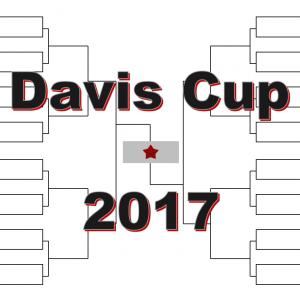 「デビスカップ(国別対抗戦)」2017年トーナメント表(ドロー)・試合スケジュール:日本代表、有明で対戦