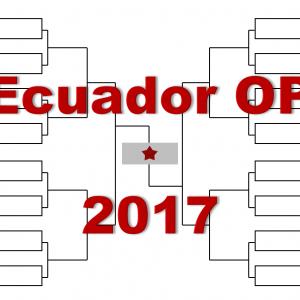 「エクアドル・オープン・キト」2017年トーナメント表(ドロー)結果あり:カルロビッチ出場