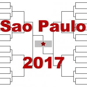 サンパウロ「ブラジル・オープン」2017年トーナメント表(ドロー)結果あり:Cブスタ、クエバス出場