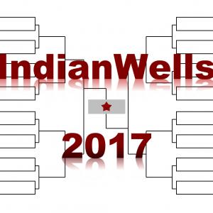 インディアンウェルズ「BNPパリバ・オープン」2017年トーナメント表(ドロー)結果あり:錦織圭、フェデラー他トップ選手集結