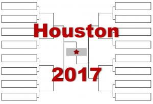 ヒューストン「US男子クレーコート選手権」2017年トーナメント表(ドロー)