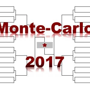 「モンテカルロRolexマスターズ」2017年トーナメント表(ドロー)結果あり:マレー・ジョコ・ナダル出場