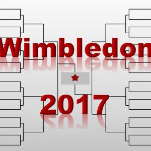 「ウィンブルドン」2017年トーナメント表(ドロー)結果あり:錦織圭・フェデラー他トップ選手集結