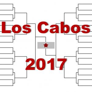 「アビエルト・メキシカーノ・ロス カボス」2017年トーナメント表(ドロー)結果あり:ベルディヒ・ビノラス・Fロペス出場