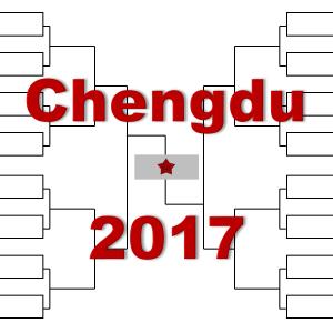 「成都オープン」2017年トーナメント表(ドロー)結果あり:杉田・ティーム他出場