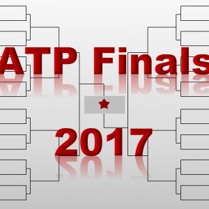「ATPファイナル」2017年ドロー結果あり:ナダル・フェデラー他上位8名が集結!