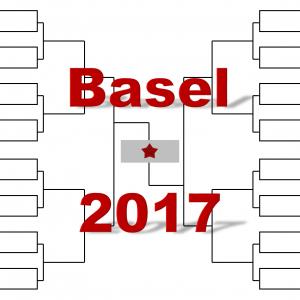 バーゼル「スイス・インドアーズ・バーゼル」2017年トーナメント表(ドロー)結果あり:杉田・フェデラー・チリッチ他出場