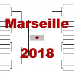 マルセイユ「オープン13」2018年トーナメント表(ドロー)結果あり:ワウリンカ・プイユ他出場