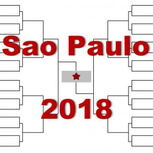 サンパウロ「ブラジル・オープン」2018年トーナメント表(ドロー)結果あり:モンフィス・ビノラス他出場