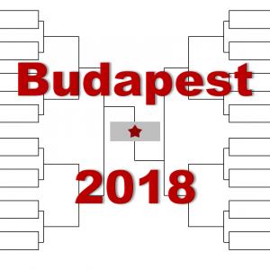 ブダペスト「ハンガリー・オープン」2018年トーナメント表(ドロー)結果あり:プイユ・ガスケ・シャポバロフ他出場