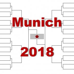 ミュンヘン「BMWオープン」2018年トーナメント表(ドロー)結果あり:Aズベレフ・杉田・モンフィス他出場