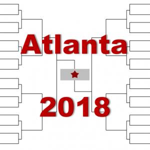 「BB&T アトランタ・オープン」2018年トーナメント表(ドロー)結果あり:イズナー・キリオス他出場