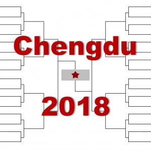 「成都オープン」2018年トーナメント表(ドロー)結果あり:フォニーニ・チョン他出場