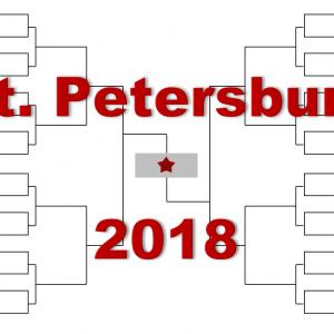「サンクトペテルブルク・オープン」2018年トーナメント表(ドロー)結果あり:ティエム・ワウリンカ他出場