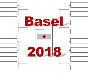 バーゼル「スイス・インドアーズ・バーゼル」2018年トーナメント表(ドロー)結果あり:フェデラー・Aズベレフ他出場