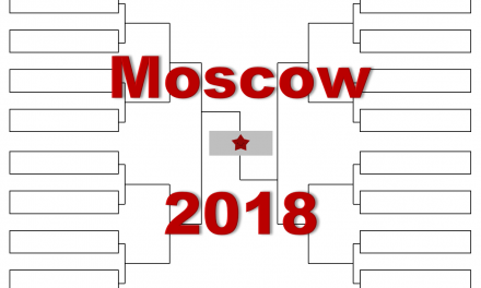 モスクワ「クレムリン・カップ」2018年トーナメント表(ドロー)結果あり