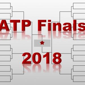 「ATPファイナル」2018年ドロー結果あり:錦織圭・ジョコビッチ・フェデラー他上位8名が集結!