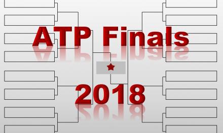 「ATPファイナル」2018年ドロー結果あり