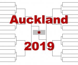 オークランド「ASBクラッシック」2019年トーナメント表(ドロー)結果あり:イズナー・フェレール他出場