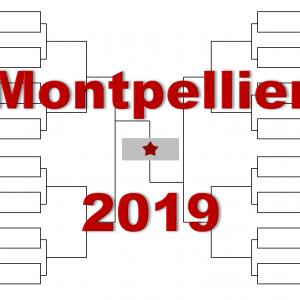モンペリエ「南フランス・オープン」2019年トーナメント表(ドロー)結果あり:プイユ・ゴファン・ツォンガ他出場