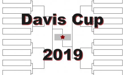 「デビスカップ(国別対抗戦)」2019年決勝トーナメント表(ドロー)結果あり