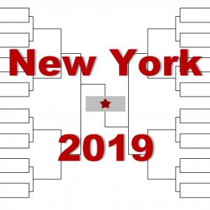 「ニューヨーク・オープン」2019年トーナメント表(ドロー)結果あり:イズナー・ティアフォー他出場