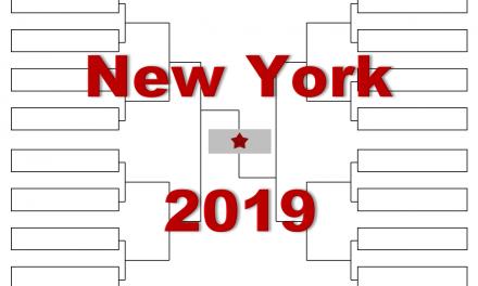「ニューヨーク・オープン」2019年トーナメント表(ドロー)結果あり
