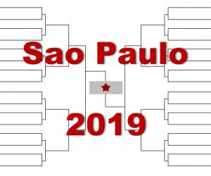 サンパウロ「ブラジル・オープン」2019年トーナメント表(ドロー)結果あり:ソウザ・ダニエル太郎他出場