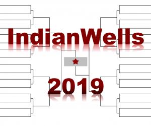 インディアンウェルズ「BNPパリバ・オープン」2019年トーナメント表(ドロー)結果あり:錦織圭・ジョコビッチ・ナダル・フェデラー他出場