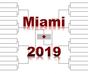 「マイアミ・オープン」2019年トーナメント表(ドロー)結果あり:錦織圭・ジョコビッチ・フェデラー他出場