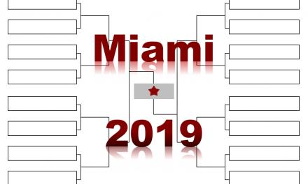 「マイアミ・オープン」2019年トーナメント表(ドロー)結果あり