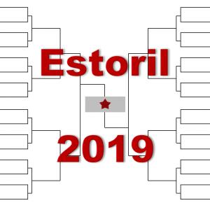 「エストリル・オープン」2019年トーナメント表(ドロー)結果あり:チチパス・モンフィス他出場