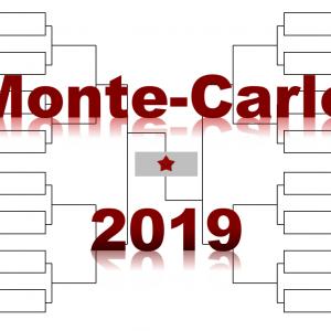 モンテカルロ「Rolexモンテカルロ・マスターズ」2019年トーナメント表(ドロー)結果あり:錦織圭・ナダル他トップ選手集結