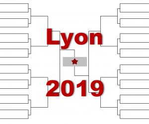 「リヨン・オープン」2019年トーナメント表(ドロー)結果あり:ツォンガ・Aアグート・シャポバロフ他出場