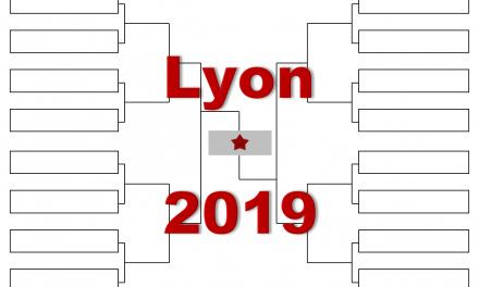 「リヨン・オープン」2019年トーナメント表(ドロー)結果あり