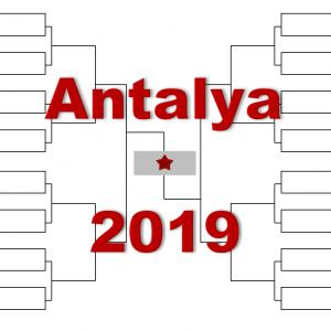 「アンタルヤ・オープン」2019年トーナメント表(ドロー)結果あり:ペール・マナリノ・Cブスタ他出場
