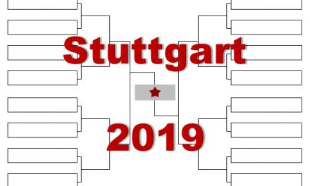 シュツットガルト「メルセデス・カップ」2019年トーナメント表(ドロー)結果あり