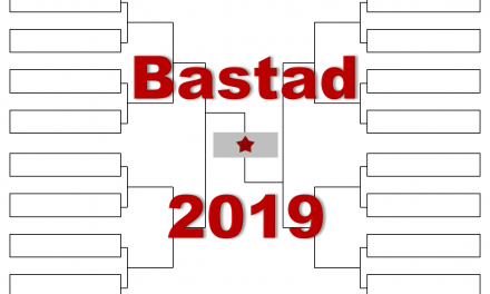 バスタッド「スウェーディッシュ・オープン」2019年トーナメント表(ドロー)結果あり