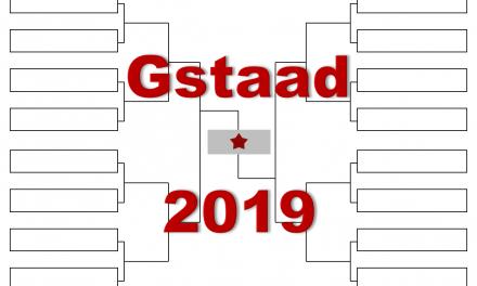 「スイス・オープン・グスタード」2019年トーナメント表(ドロー)結果あり