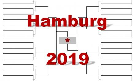 「ハンブルグ・オープン」2019年トーナメント表(ドロー)結果あり
