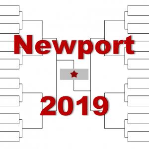 ニューポート「テニス殿堂・オープン」2019年トーナメント表(ドロー)結果あり:イズナー・マナリノ他出場