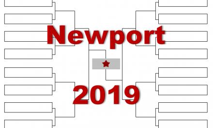 ニューポート「テニス殿堂・オープン」2019年トーナメント表(ドロー)結果あり