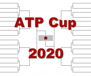「ATPカップ」2020年ドロー:錦織圭・ジョコビッチ・ナダル・フェデラー・マレー他集結