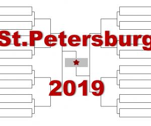 「サンクトペテルブルク・オープン」2019年トーナメント表(ドロー)結果あり:メドベデフ・カチャノフ他出場