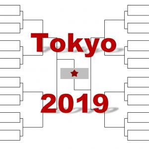 「楽天ジャパン・オープン」2019年トーナメント表(ドロー)結果あり:ジョコビッチ・チリッチ他出場