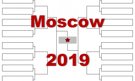 モスクワ「クレムリン・カップ」2019年トーナメント表(ドロー)結果あり