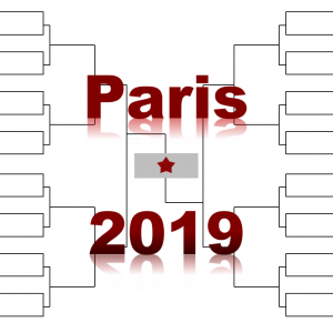 「パリ・マスターズ」2019年トーナメント表(ドロー)結果あり:ジョコビッチ・ナダル・メドベデフ他トップ選手集結