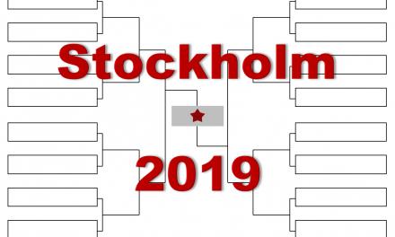 「ストックホルム・オープン」2019年トーナメント表(ドロー)結果あり
