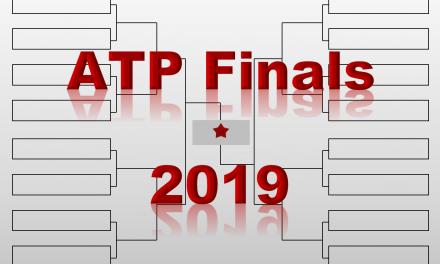 「ATPファイナル」2019年ドロー結果あり